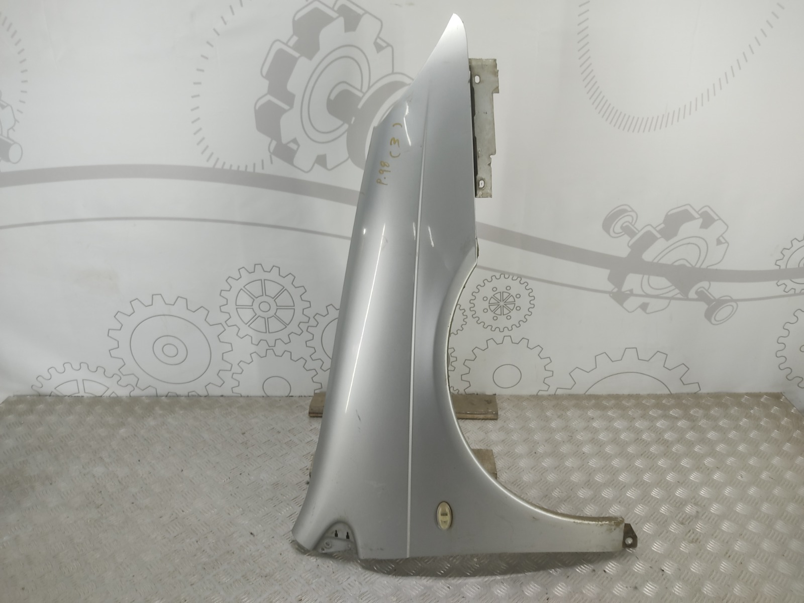 Крыло переднее правое Citroen C5 1.6 HDI 2004 (б/у)