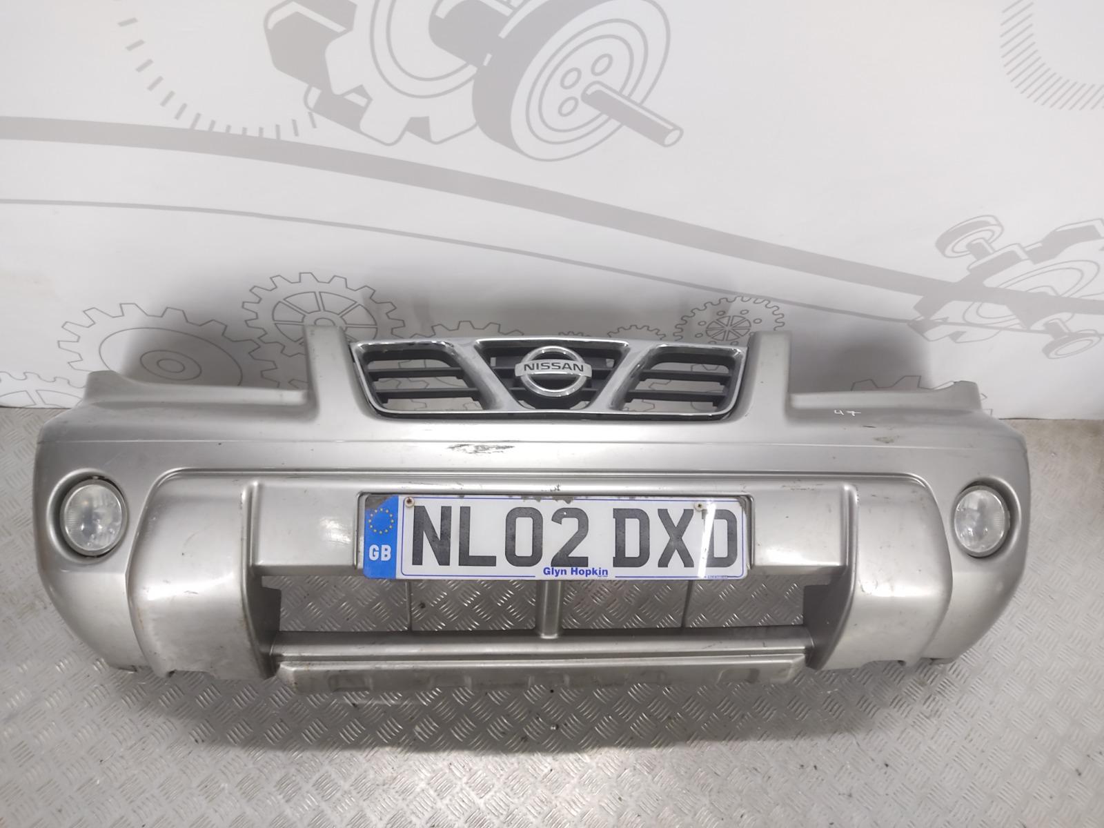 Бампер передний Nissan X-Trail T30 2.0 I 2002 (б/у)
