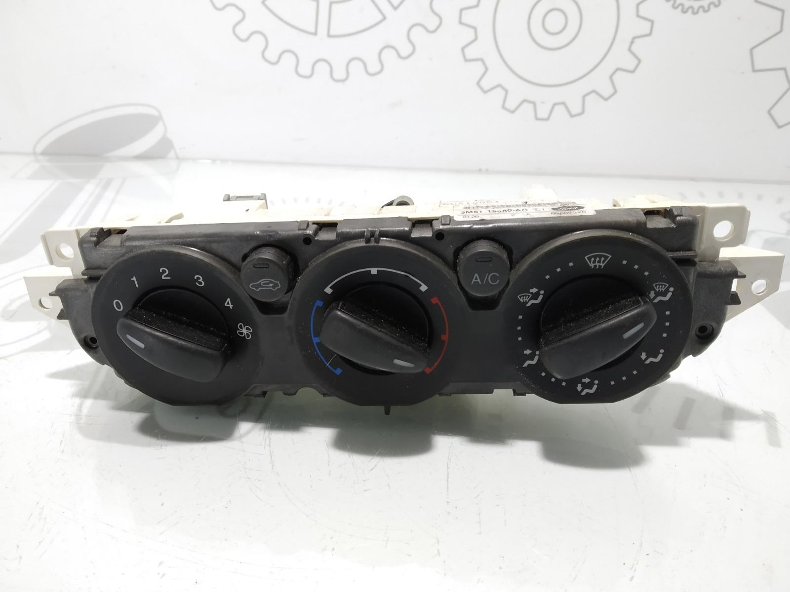 Блок управления печки/климат-контроля Ford C-Max 1.8 I 2003 (б/у)