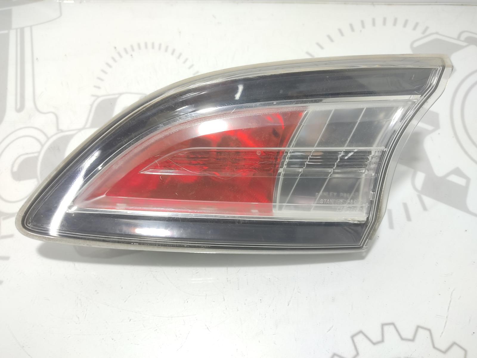 Фонарь крышки багажника правый Mazda 3 BL 1.6 I 2009 (б/у)