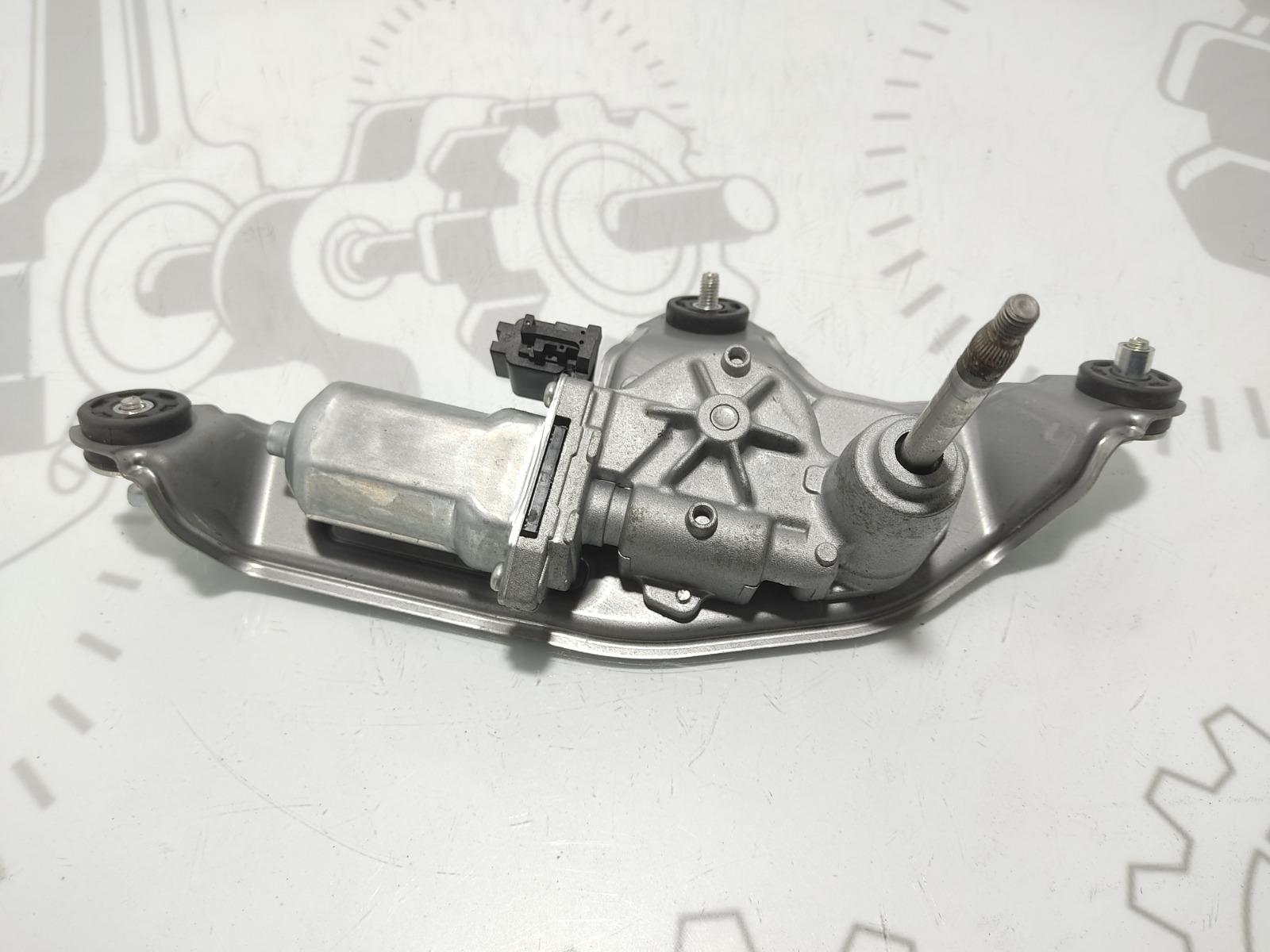 Моторчик заднего стеклоочистителя (дворника) Mazda 3 BL 1.6 I 2009 (б/у)