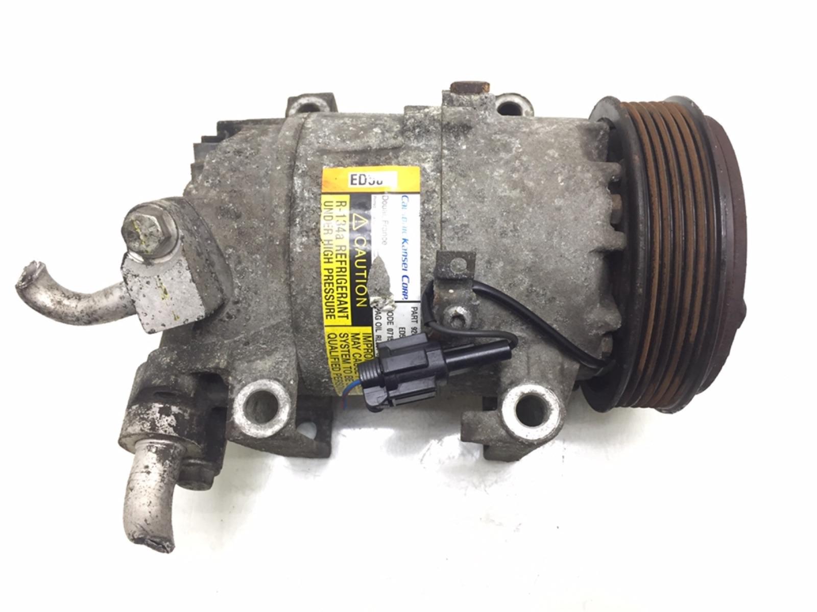 Компрессор кондиционера Nissan Almera Tino 1.8 I 2005 (б/у)