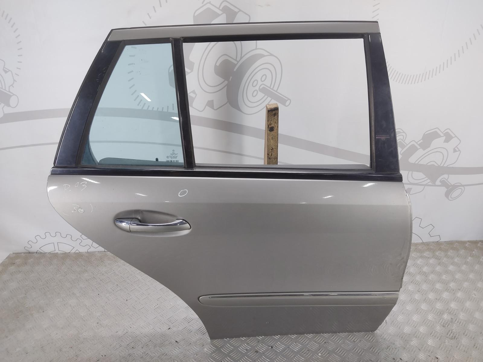 Дверь задняя правая Mercedes E W211 1.8 I 2003 (б/у)