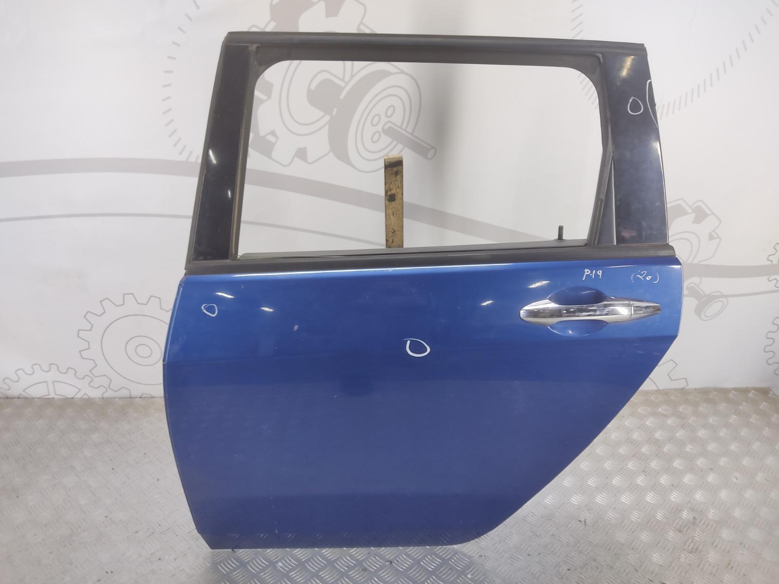 Дверь задняя левая Honda Accord 2.4 I 2006 (б/у)