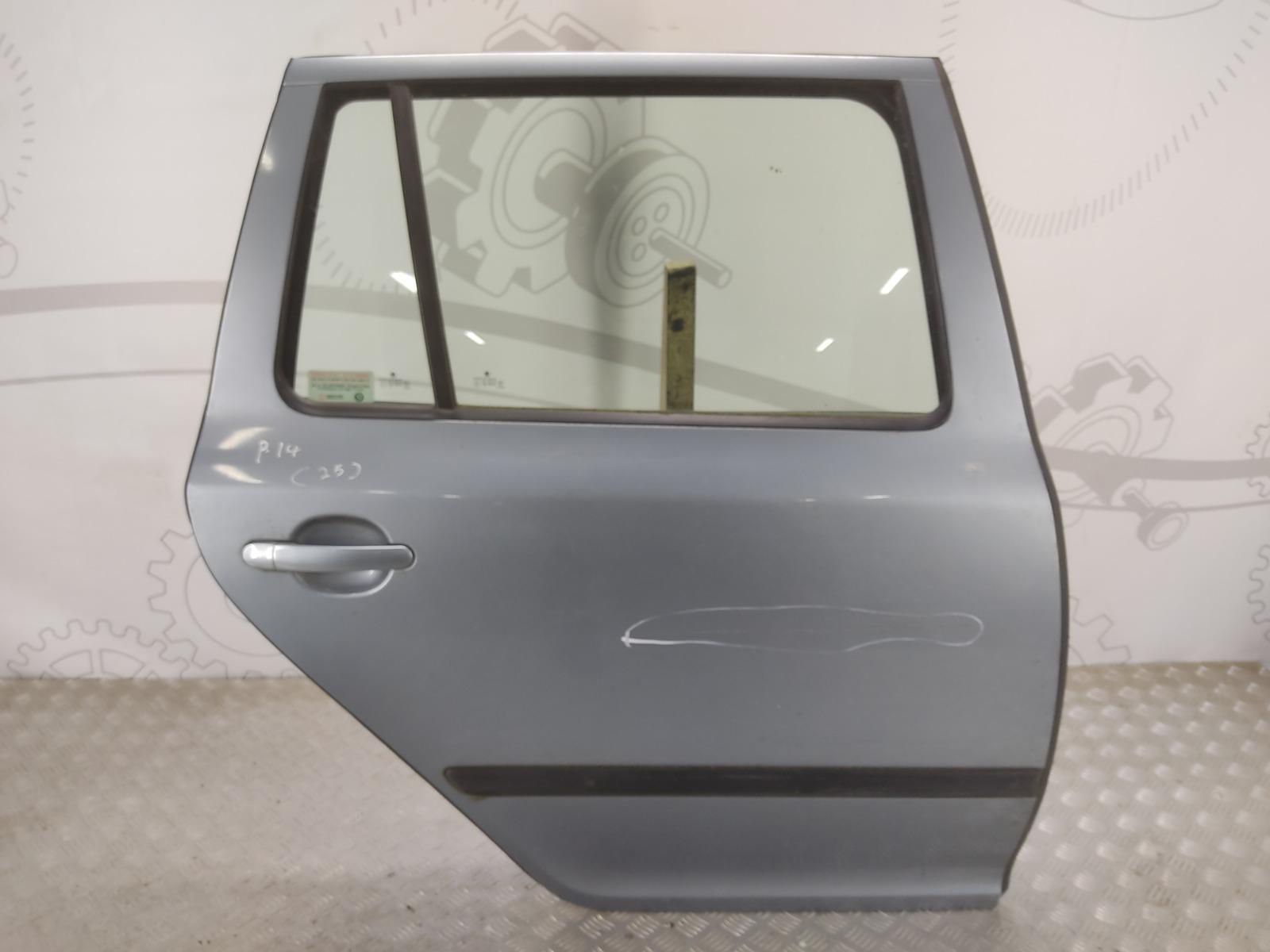 Дверь задняя правая Skoda Octavia 1.9 TDI 2005 (б/у)