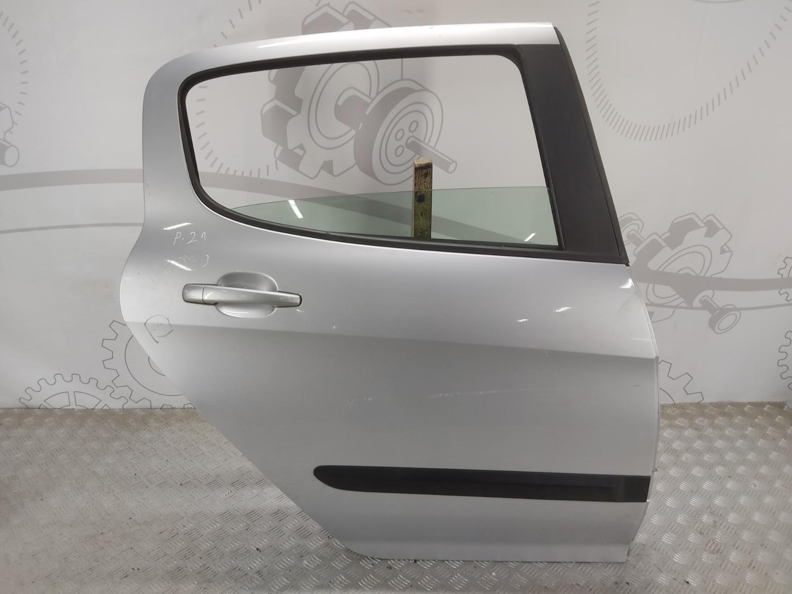 Дверь задняя правая Peugeot 308 T7 1.4 I 2009 (б/у)