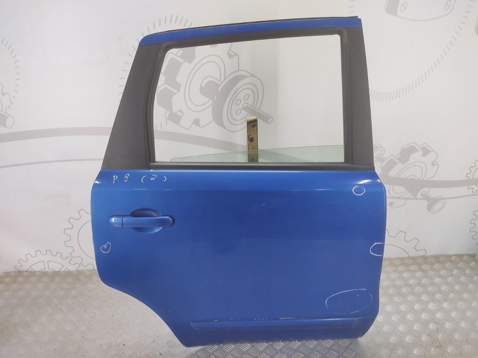 Дверь задняя правая Nissan Note E11 1.5 DCI 2009 (б/у)