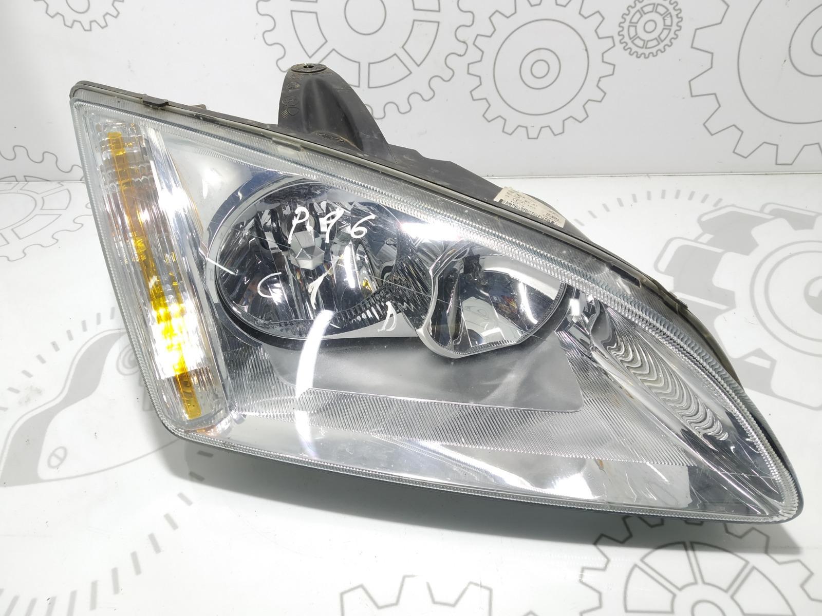 Фара правая Ford Focus 1.6 I 2005 (б/у)