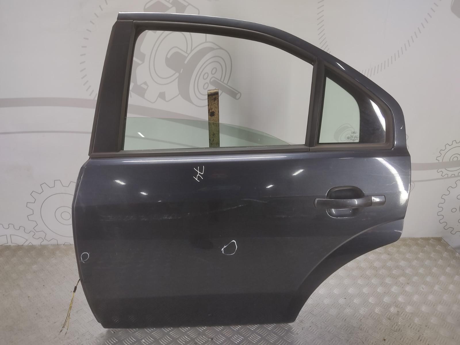 Дверь задняя левая Ford Mondeo 1.8 I 2006 (б/у)
