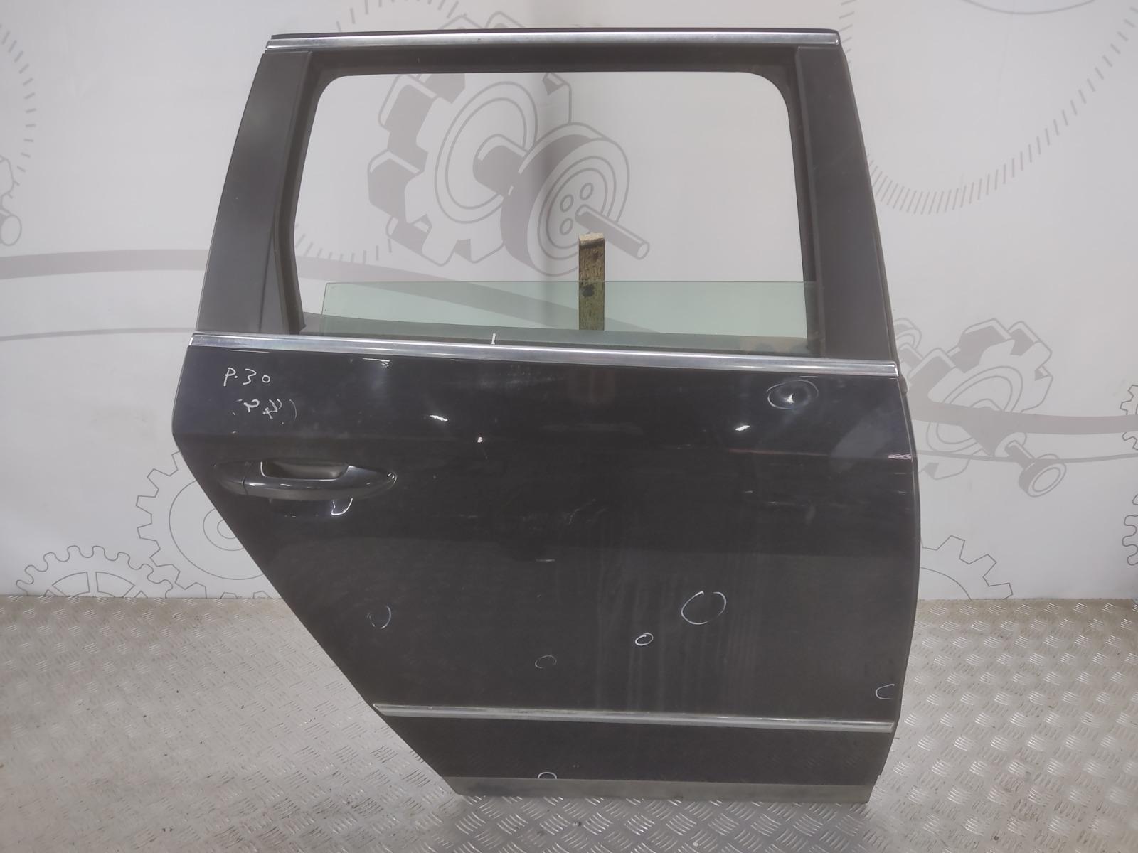Дверь задняя правая Volkswagen Passat B6 2.0 TDI 2007 (б/у)