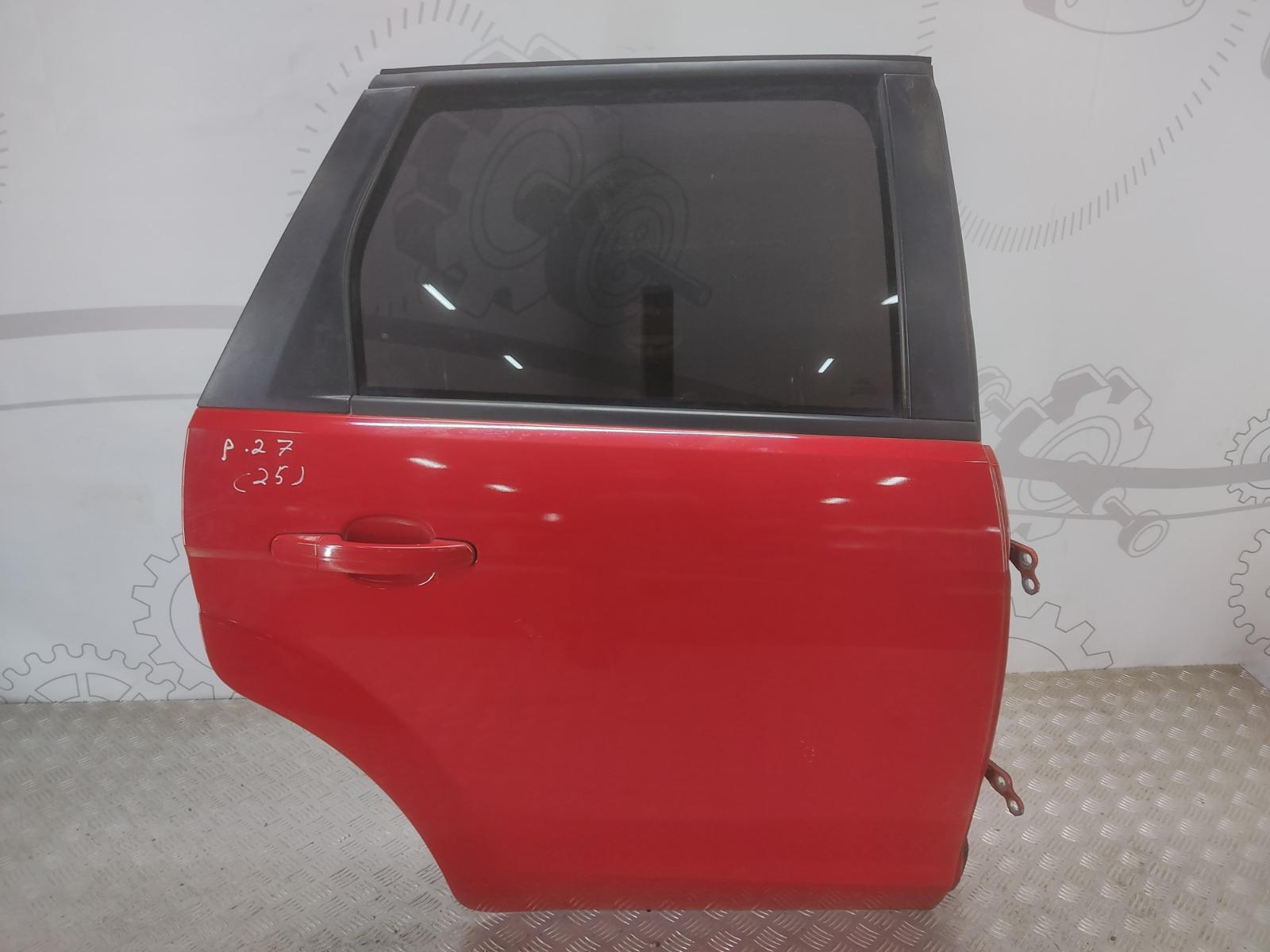 Дверь задняя правая Ford Focus 1.6 TDCI 2009 (б/у)