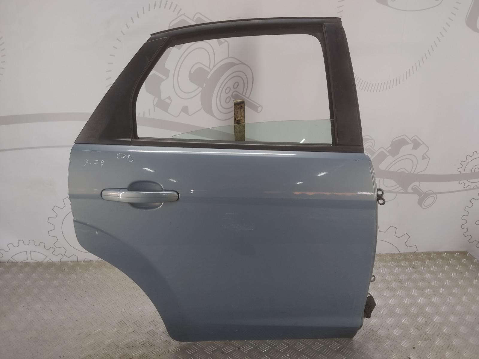 Дверь задняя правая Ford Focus 1.8 TDCI 2009 (б/у)