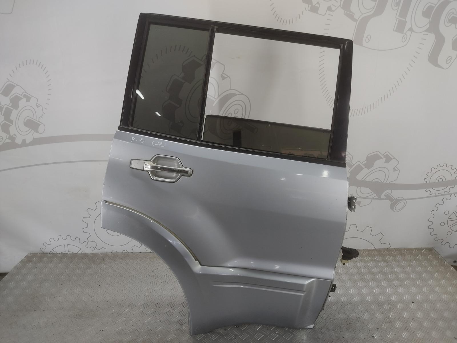 Дверь задняя правая Mitsubishi Pajero 3.2 DID 2003 (б/у)