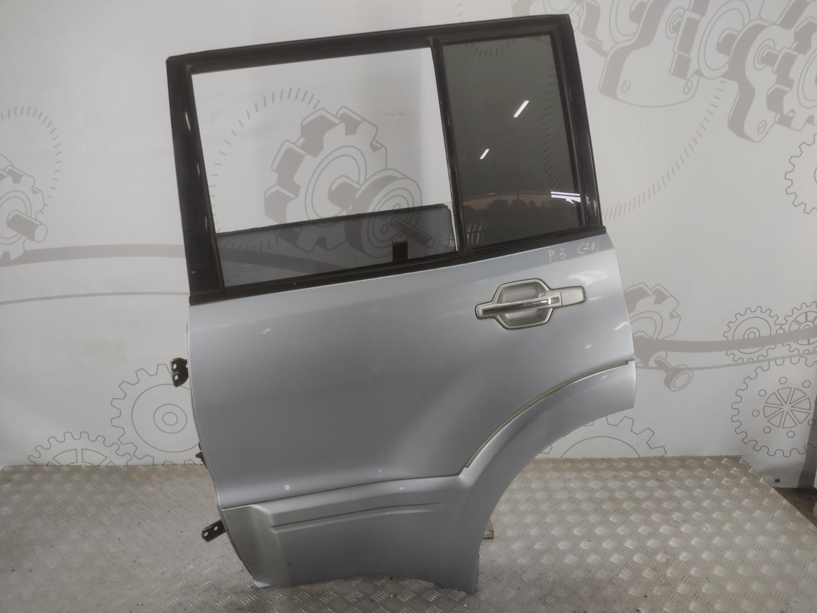 Дверь задняя левая Mitsubishi Pajero 3.2 DID 2003 (б/у)
