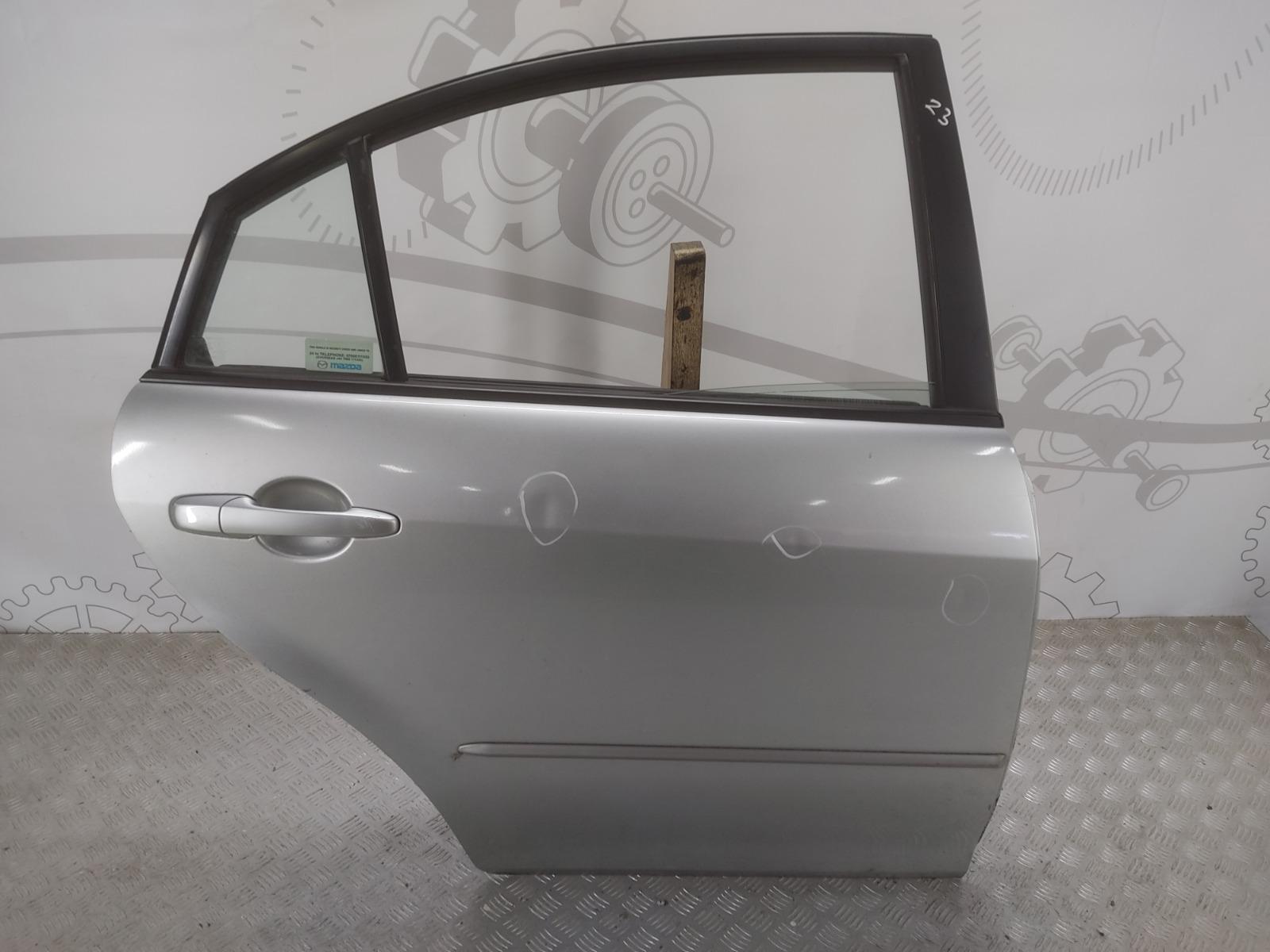 Дверь задняя правая Mazda 6 2.0 I 2006 (б/у)