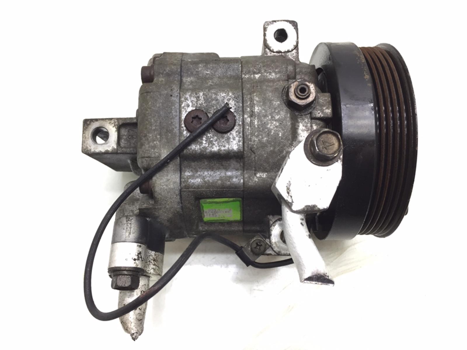 Компрессор кондиционера Mitsubishi Pajero Pinin 1.8 I 2001 (б/у)