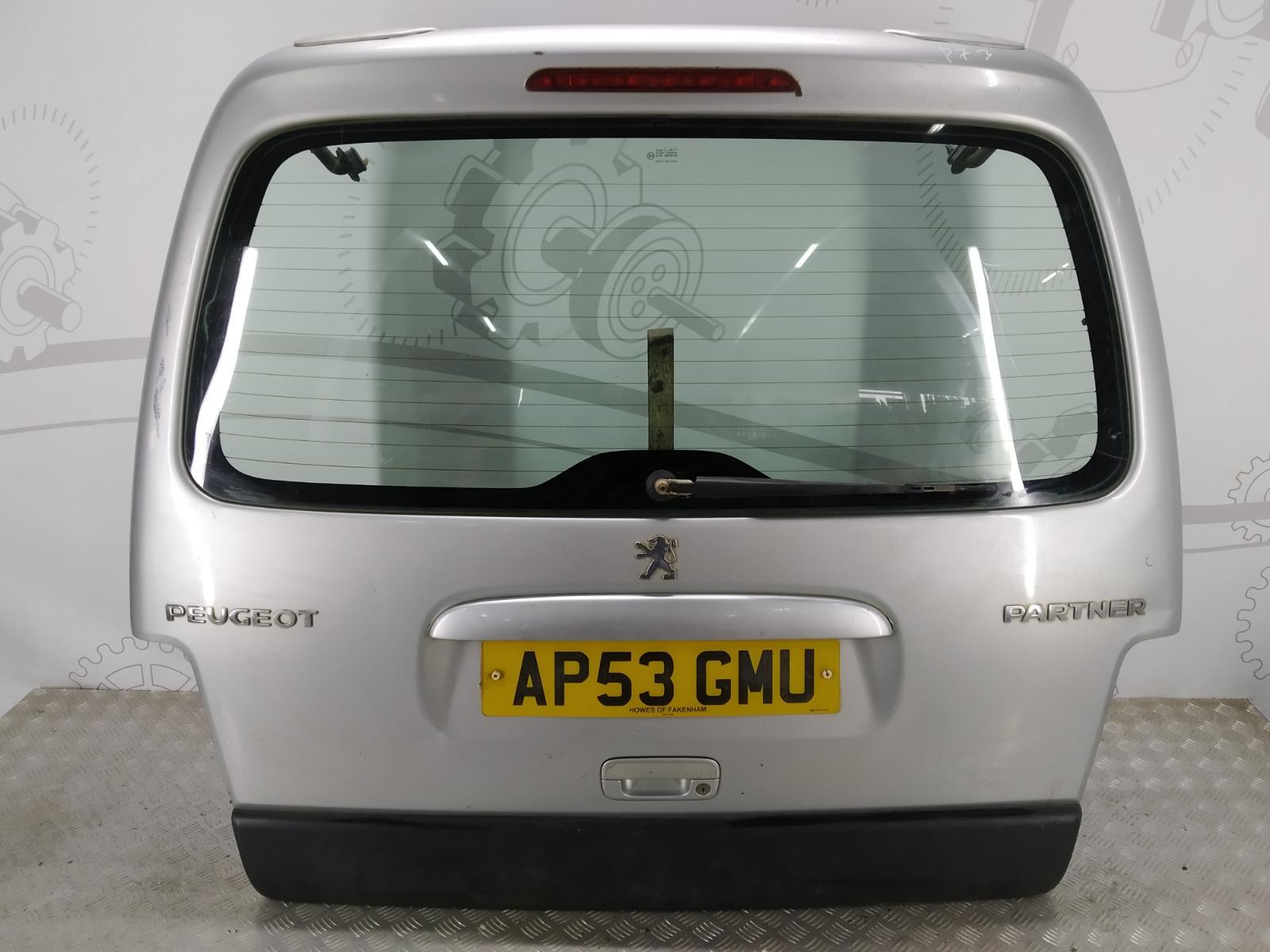 Крышка багажника Peugeot Partner 2.0 HDI 2003 (б/у)
