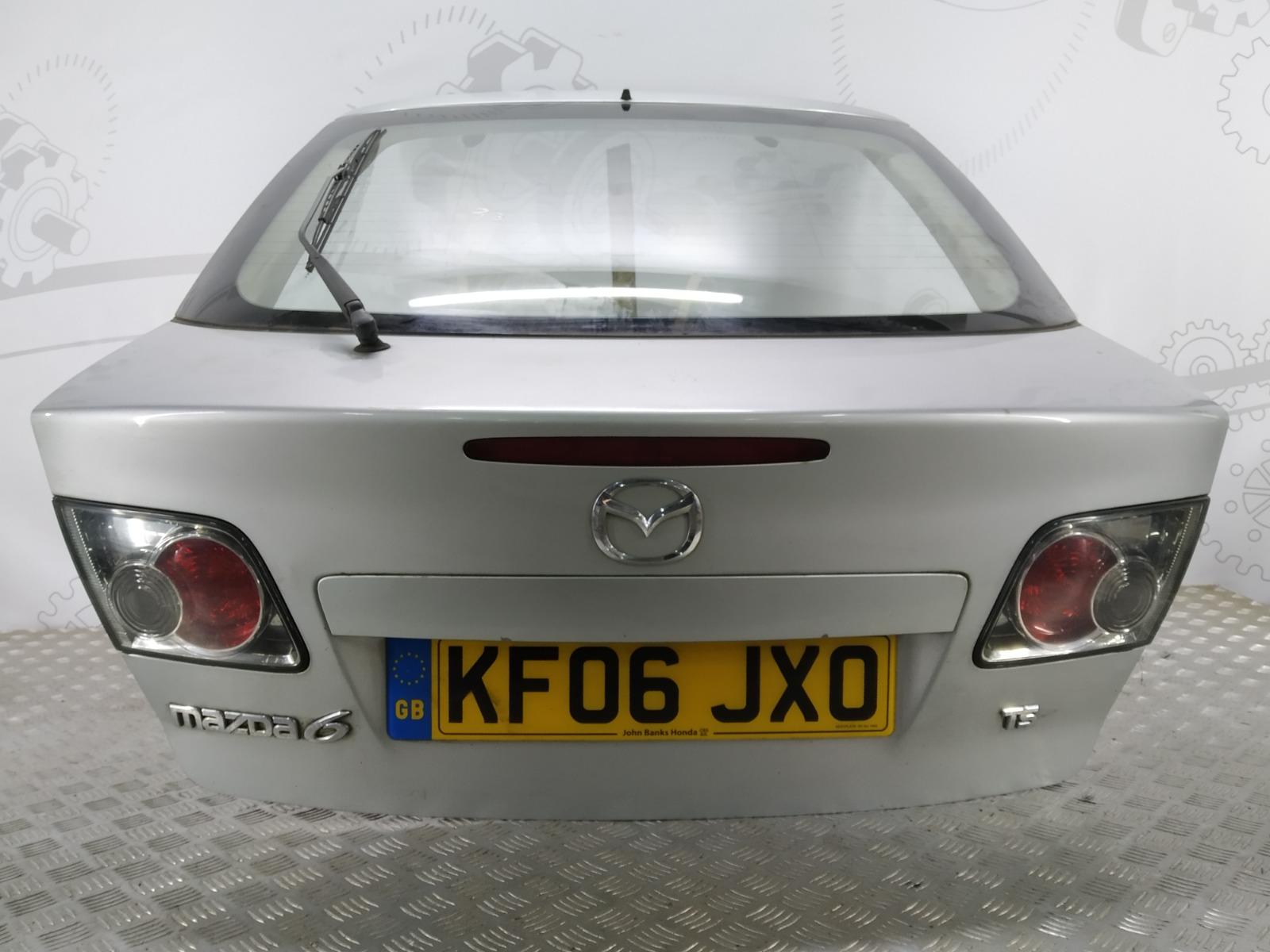 Крышка багажника (дверь 3-5) Mazda 6 2.0 I 2006 (б/у)