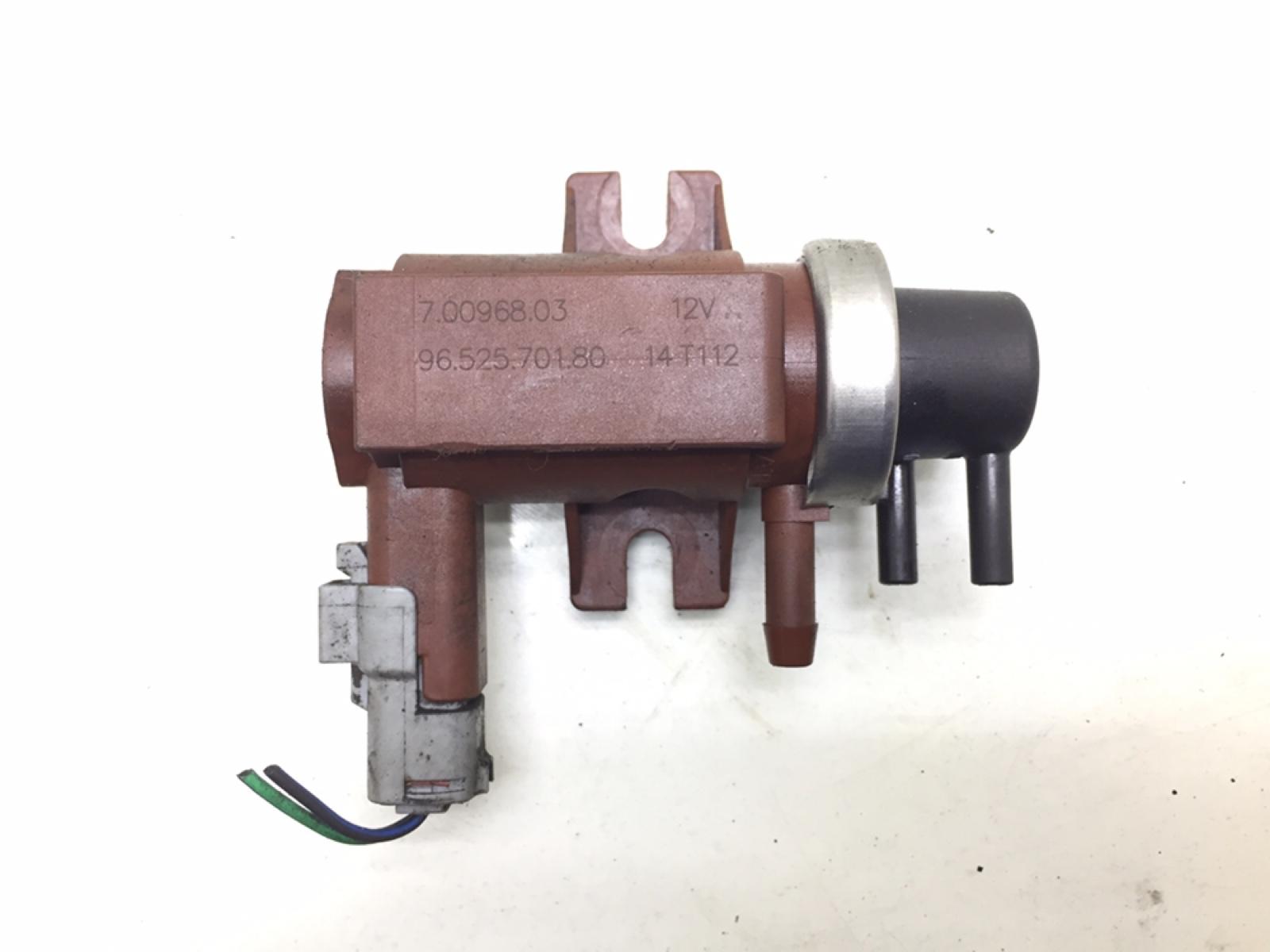 Клапан воздушный Ford C-Max 1.6 TDCI 2005 (б/у)