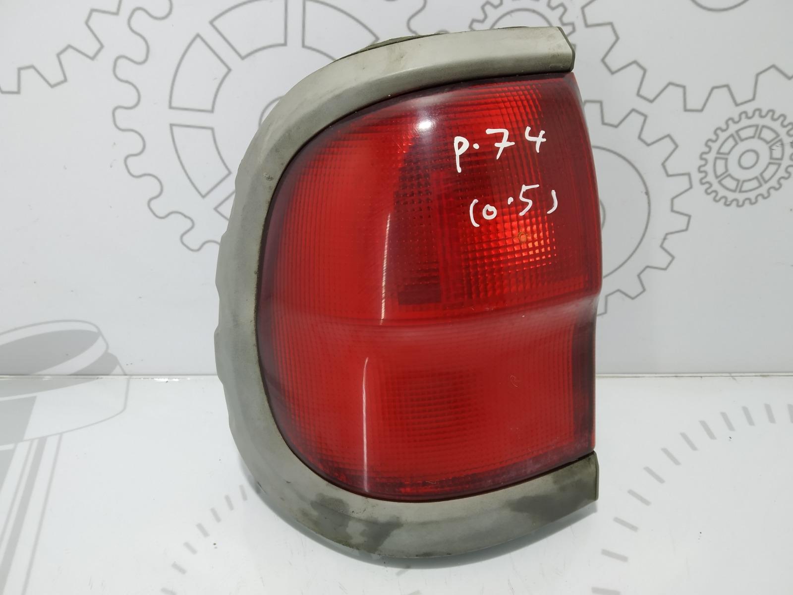Фонарь задний левый Nissan Terrano 3.0 TD 2003 (б/у)