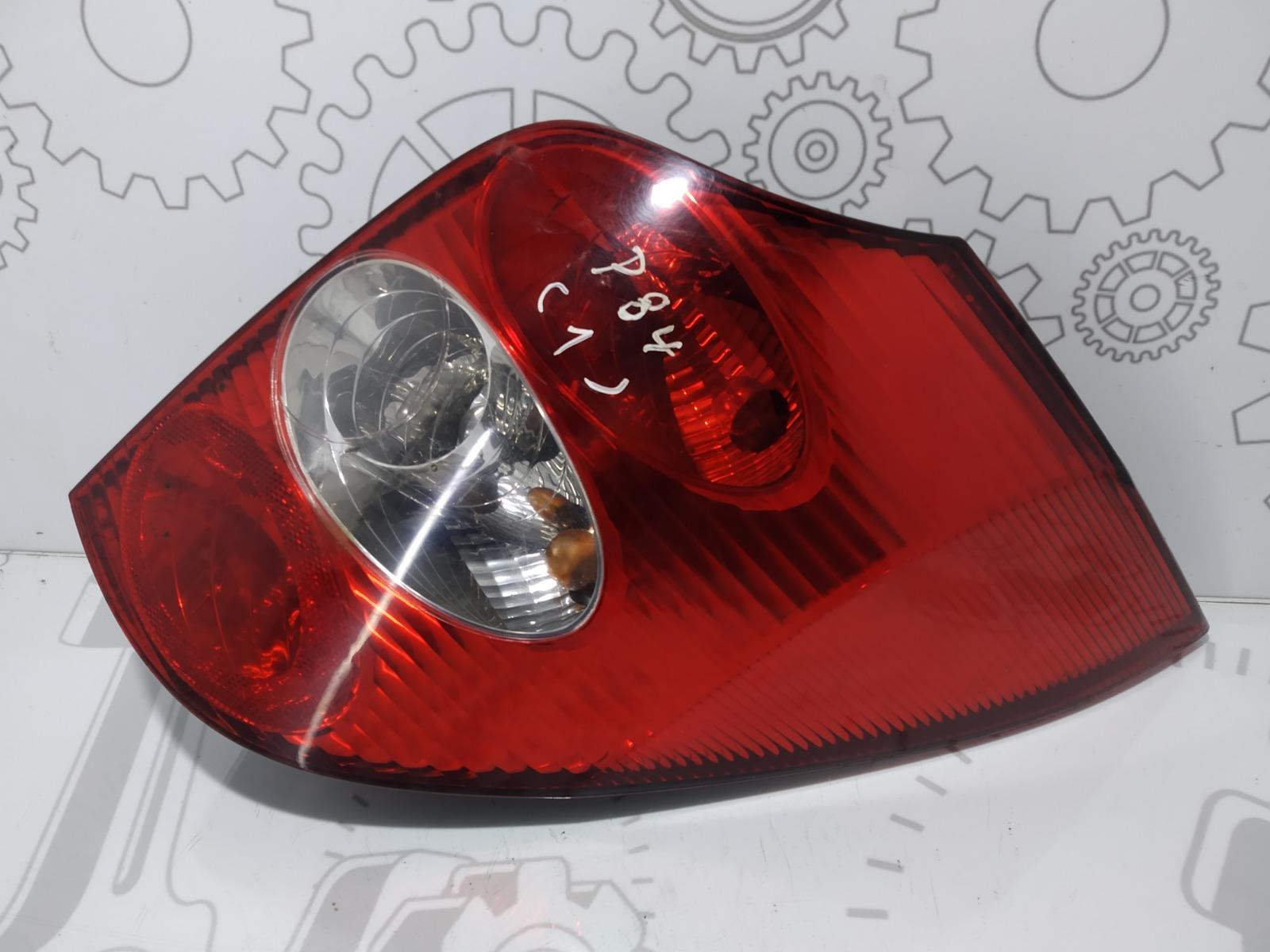 Фонарь задний правый Renault Laguna 1.9 DCI 2005 (б/у)