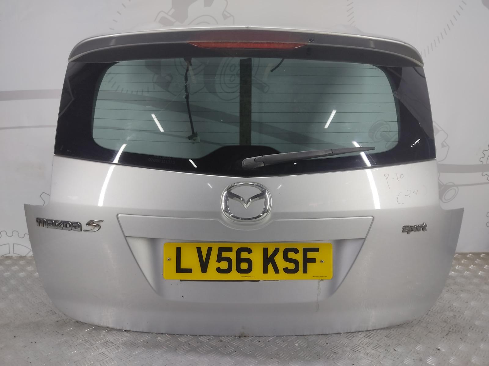 Крышка багажника (дверь 3-5) Mazda 5 2.0 TD 2006 (б/у)