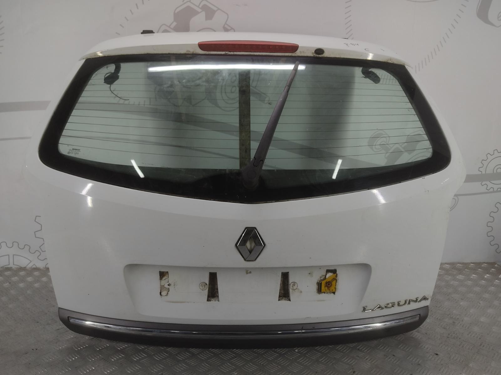 Крышка багажника (дверь 3-5) Renault Laguna 1.9 DCI 2005 (б/у)