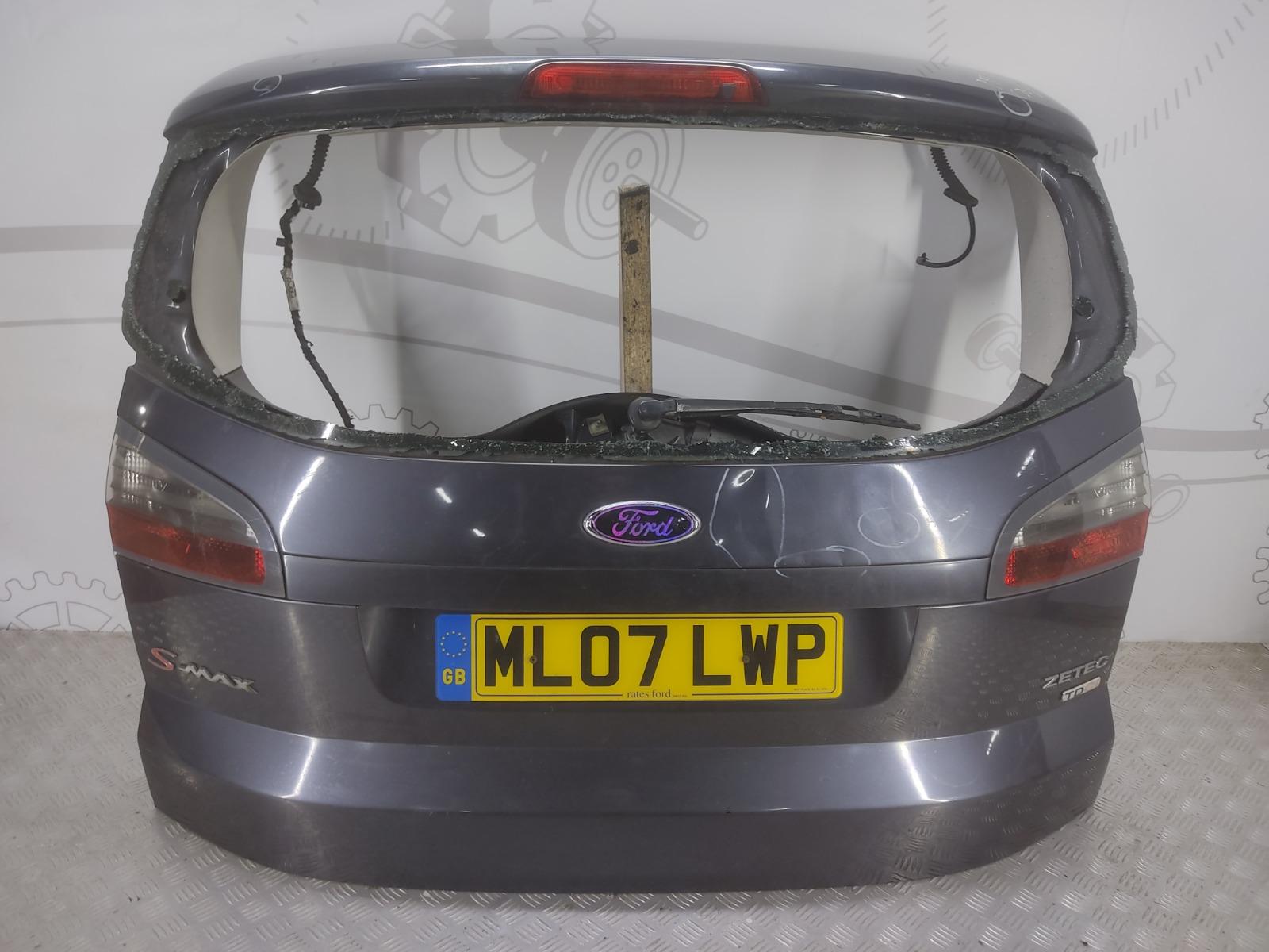 Крышка багажника (дверь 3-5) Ford S-Max 1.8 TDCI 2006 (б/у)