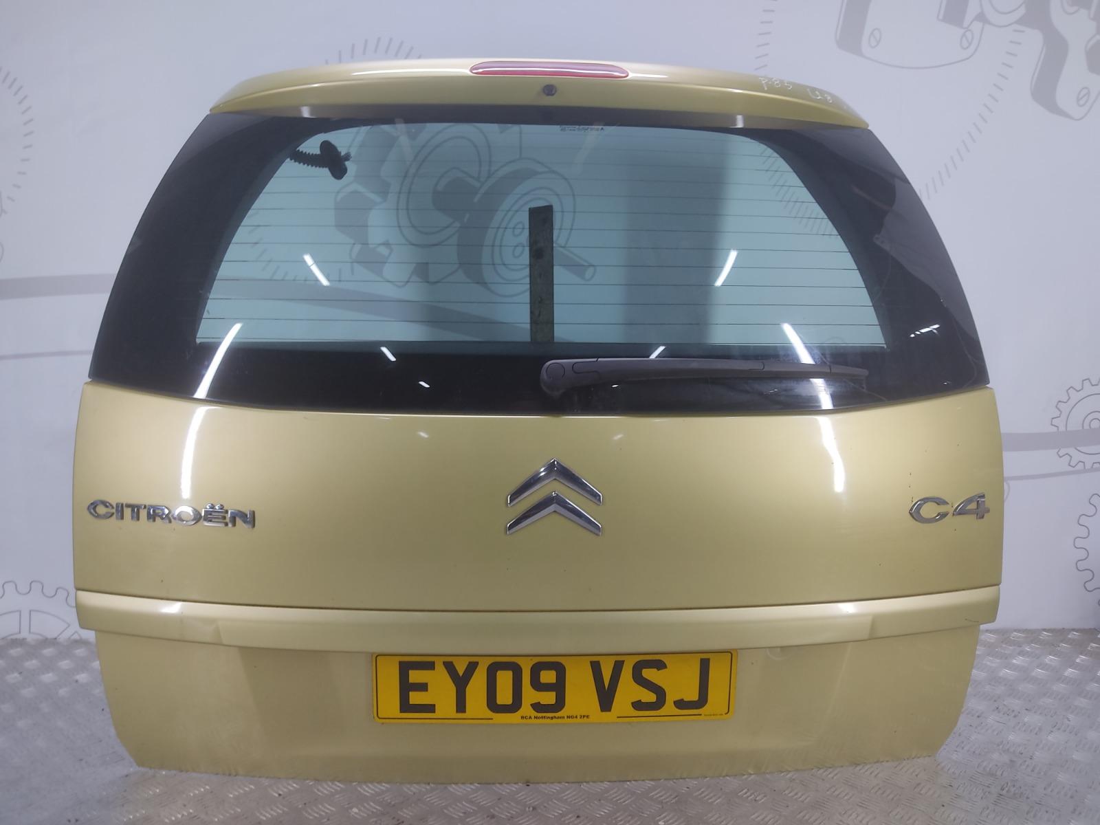 Крышка багажника (дверь 3-5) Citroen C4 Grand Picasso 1.6 HDI 2009 (б/у)