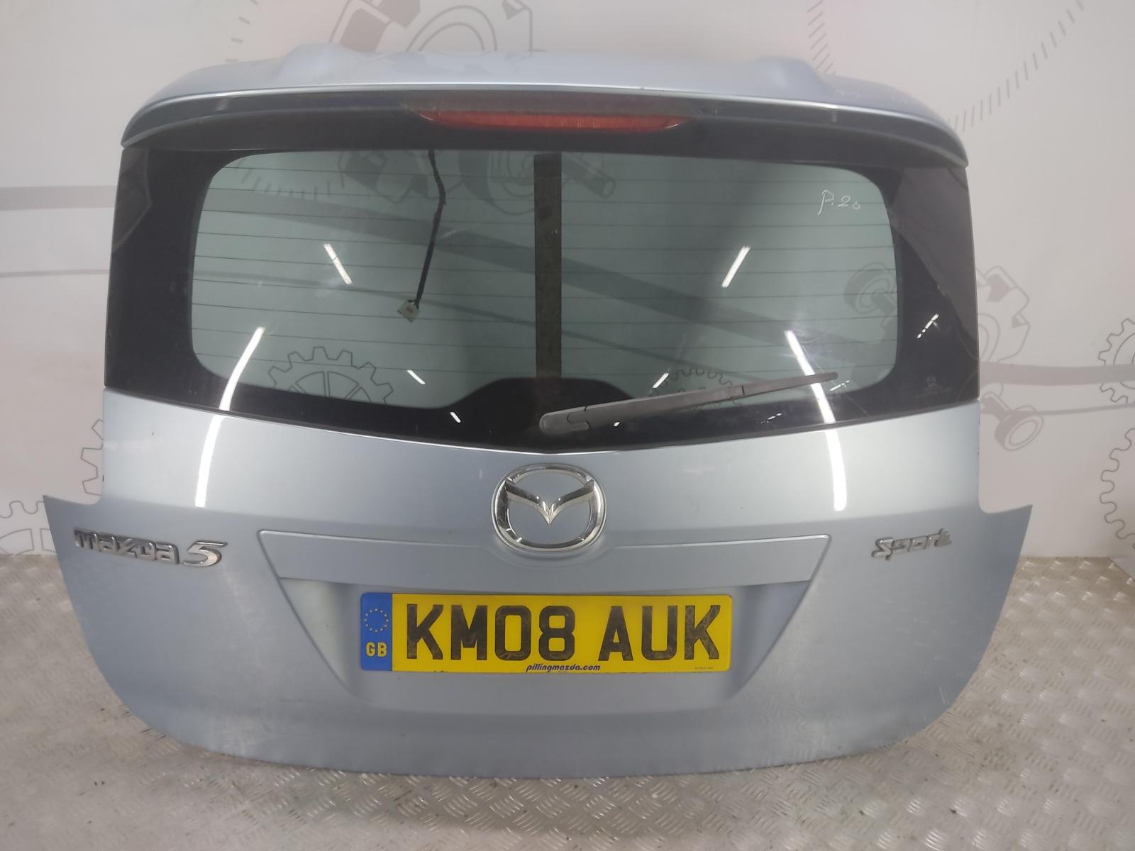 Крышка багажника (дверь 3-5) Mazda 5 2.0 TD 2008 (б/у)