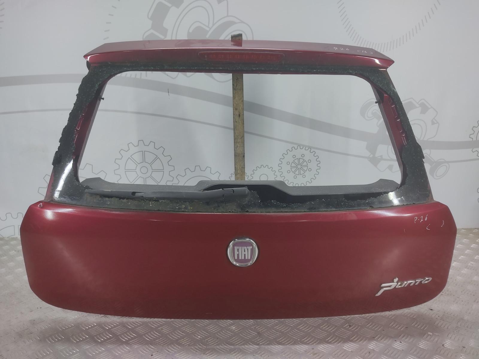 Крышка багажника (дверь 3-5) Fiat Grande Punto 1.4 I 2009 (б/у)
