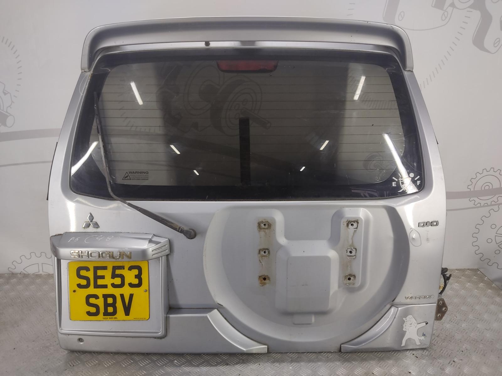 Крышка багажника (дверь 3-5) Mitsubishi Pajero 3.2 DID 2003 (б/у)