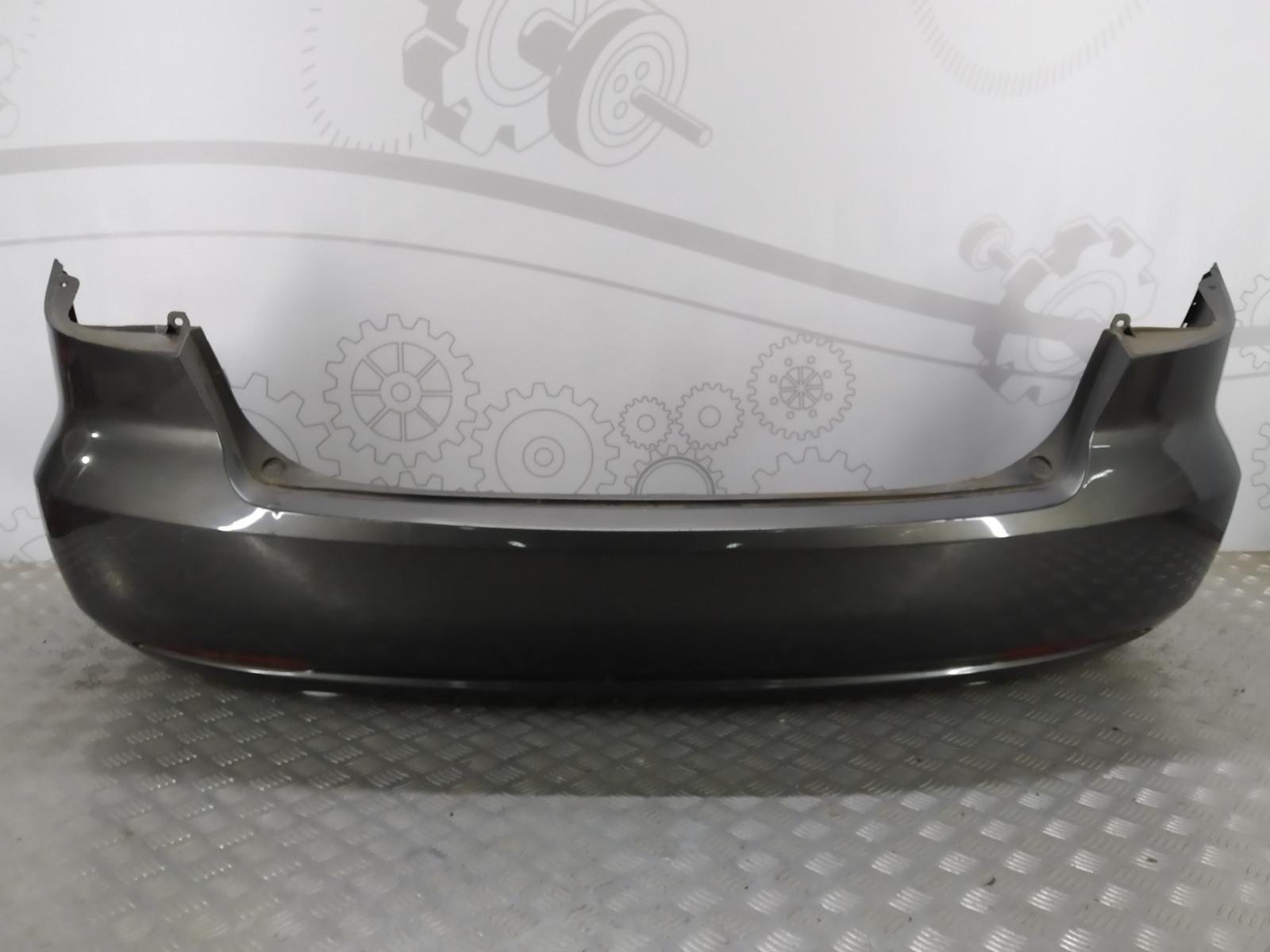 Бампер задний Mazda 6 1.8 I 2007 (б/у)