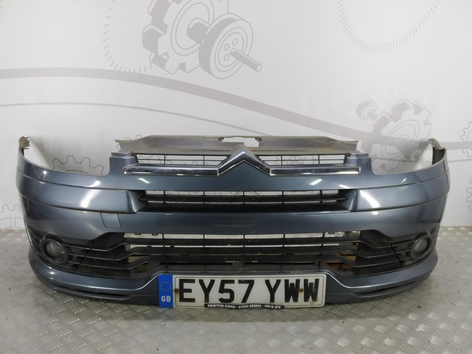 Бампер передний Citroen C4 1.6 I 2007 (б/у)