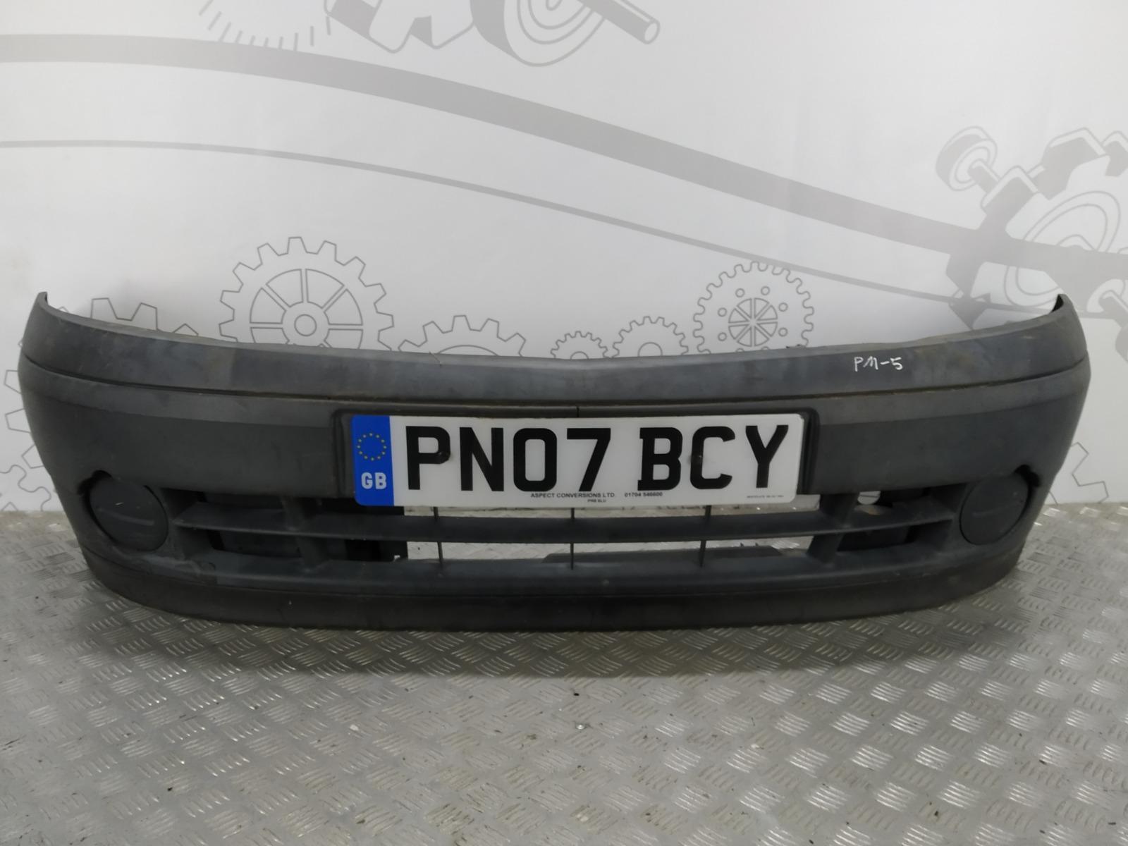 Бампер передний Renault Kangoo 1.2 I 2007 (б/у)