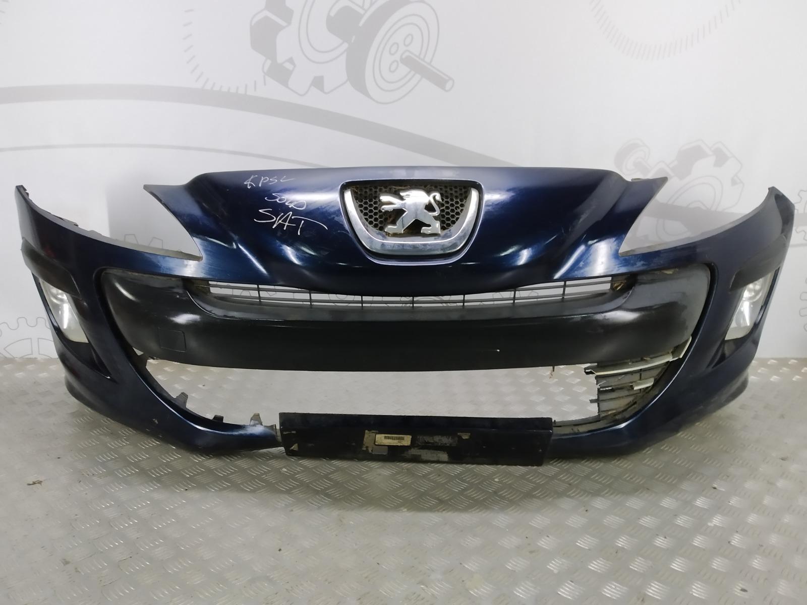Бампер передний Peugeot 308 T7 1.6 HDI 2008 (б/у)