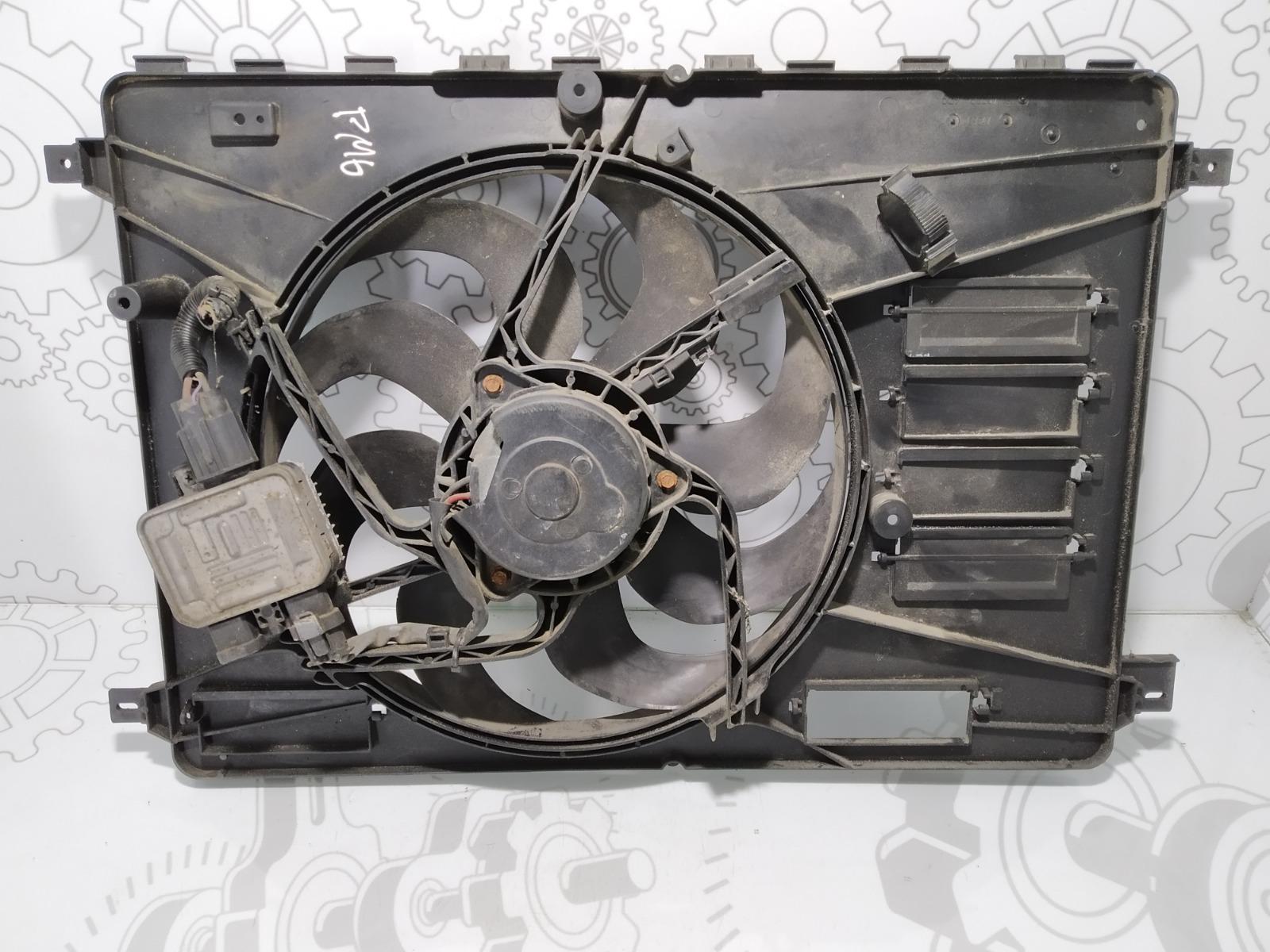 Вентилятор радиатора Ford Galaxy 2.0 TDCI 2010 (б/у)