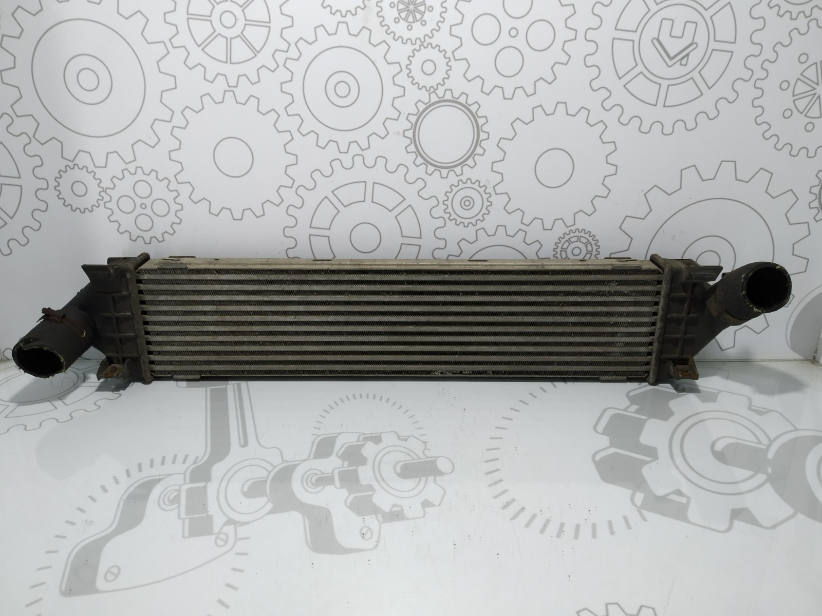 Интеркулер Ford Galaxy 2.0 TDCI 2010 (б/у)