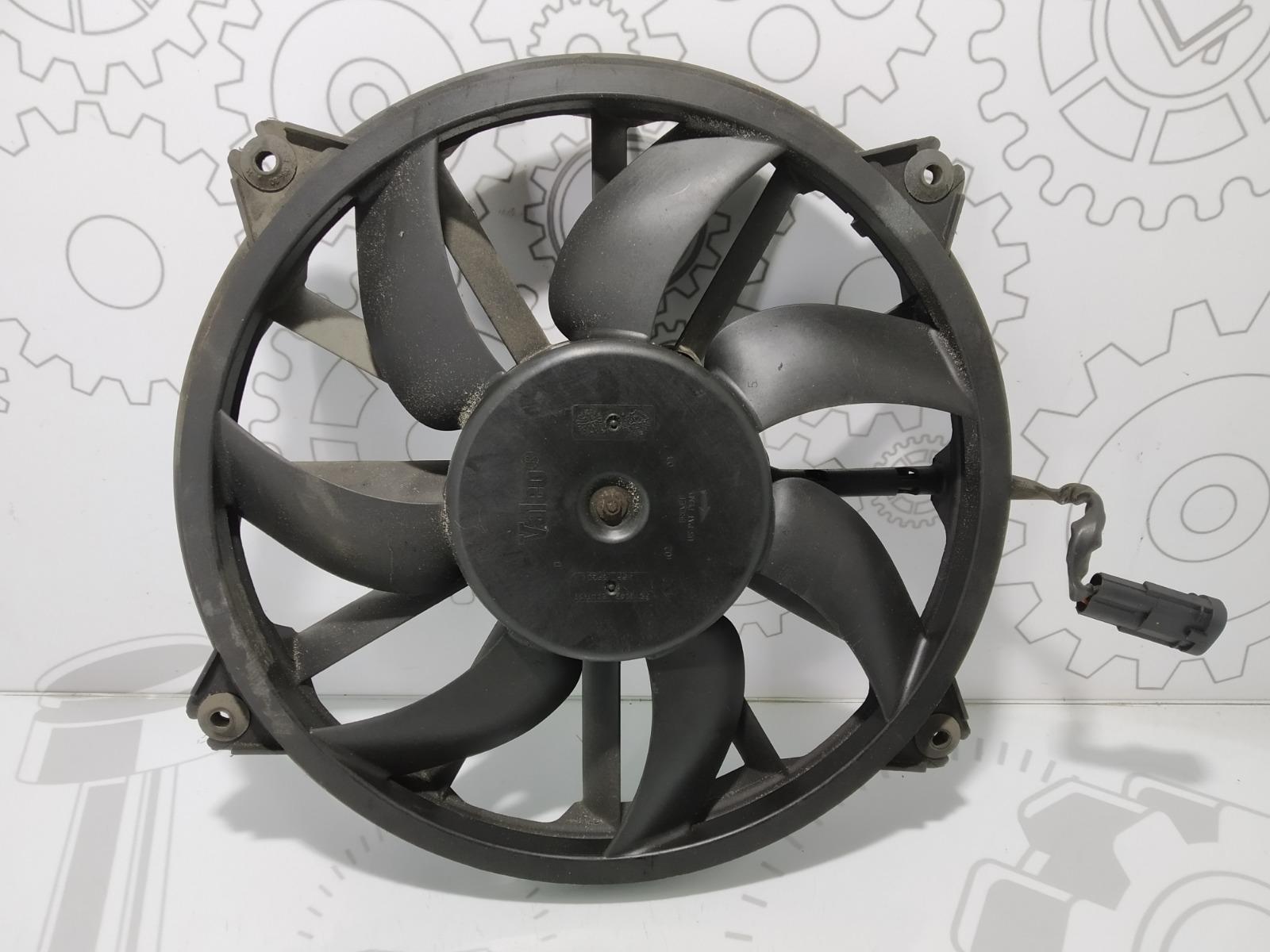 Вентилятор радиатора Peugeot 308 T7 1.6 HDI 2008 (б/у)