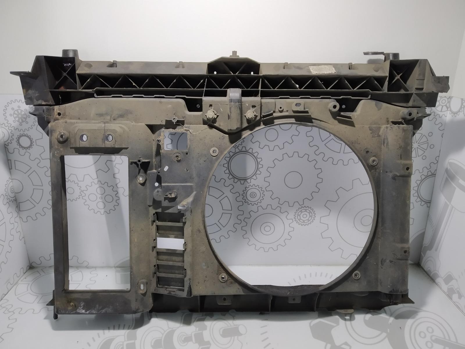 Диффузор вентилятора Citroen Berlingo 1.6 HDI 2014 (б/у)