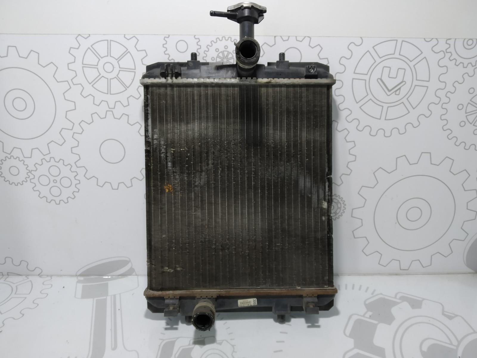 Радиатор (основной) Peugeot 107 1.0 I 2006 (б/у)
