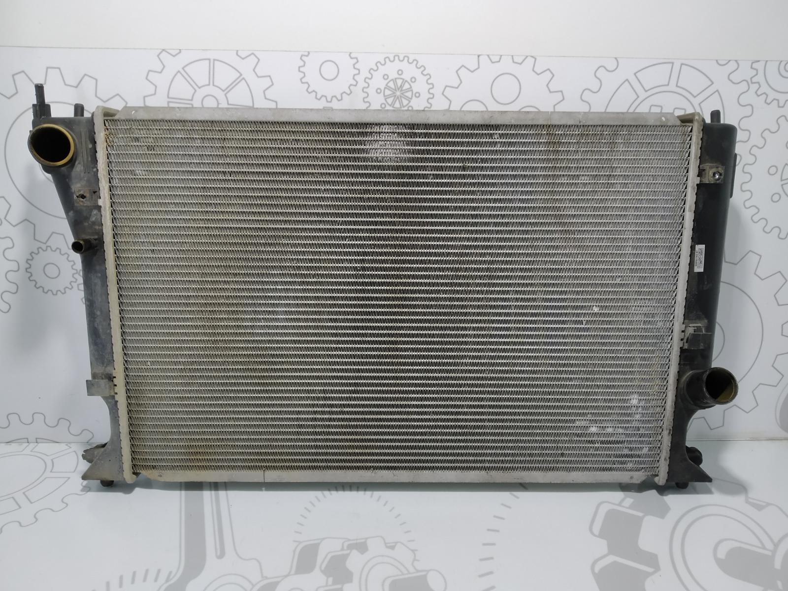 Радиатор (основной) Toyota Avensis 2.0 D-4D 2009 (б/у)