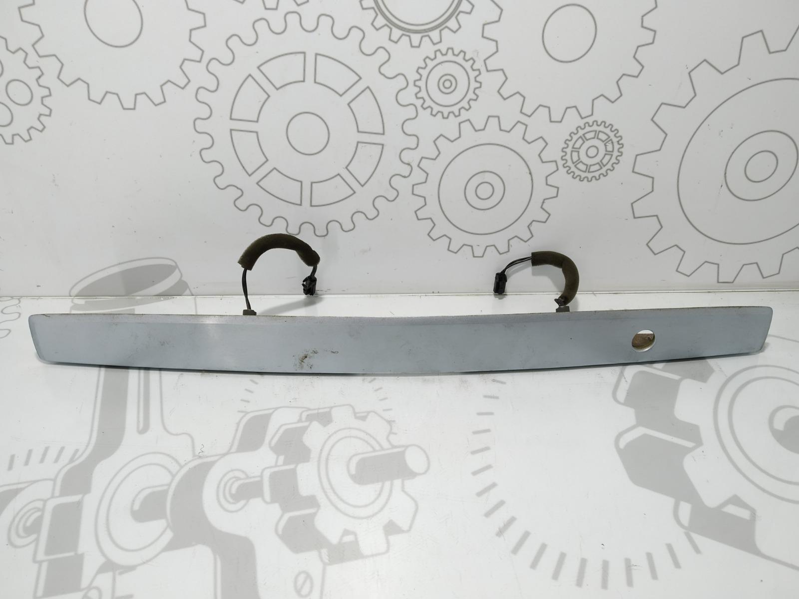 Накладка подсветки номера Kia Sorento 2.5 CRDI 2004 (б/у)