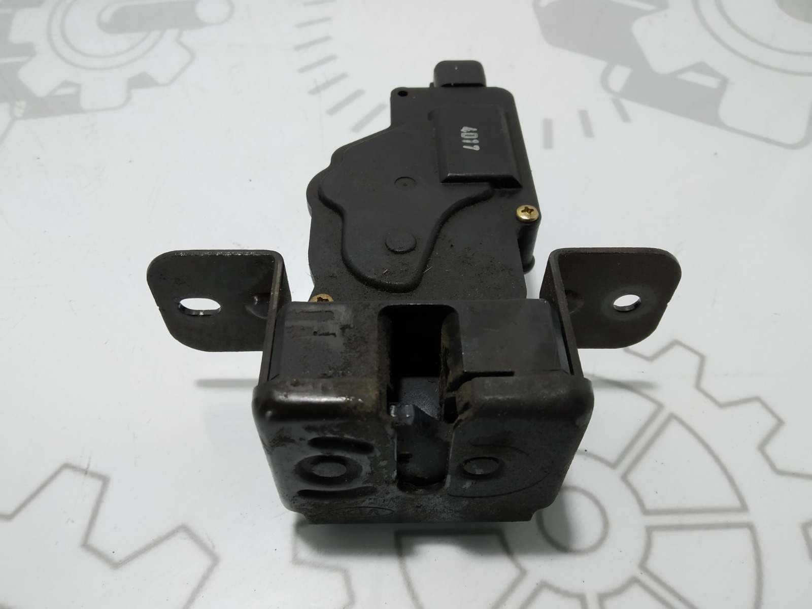 Замок багажника Kia Sorento 2.5 CRDI 2004 (б/у)