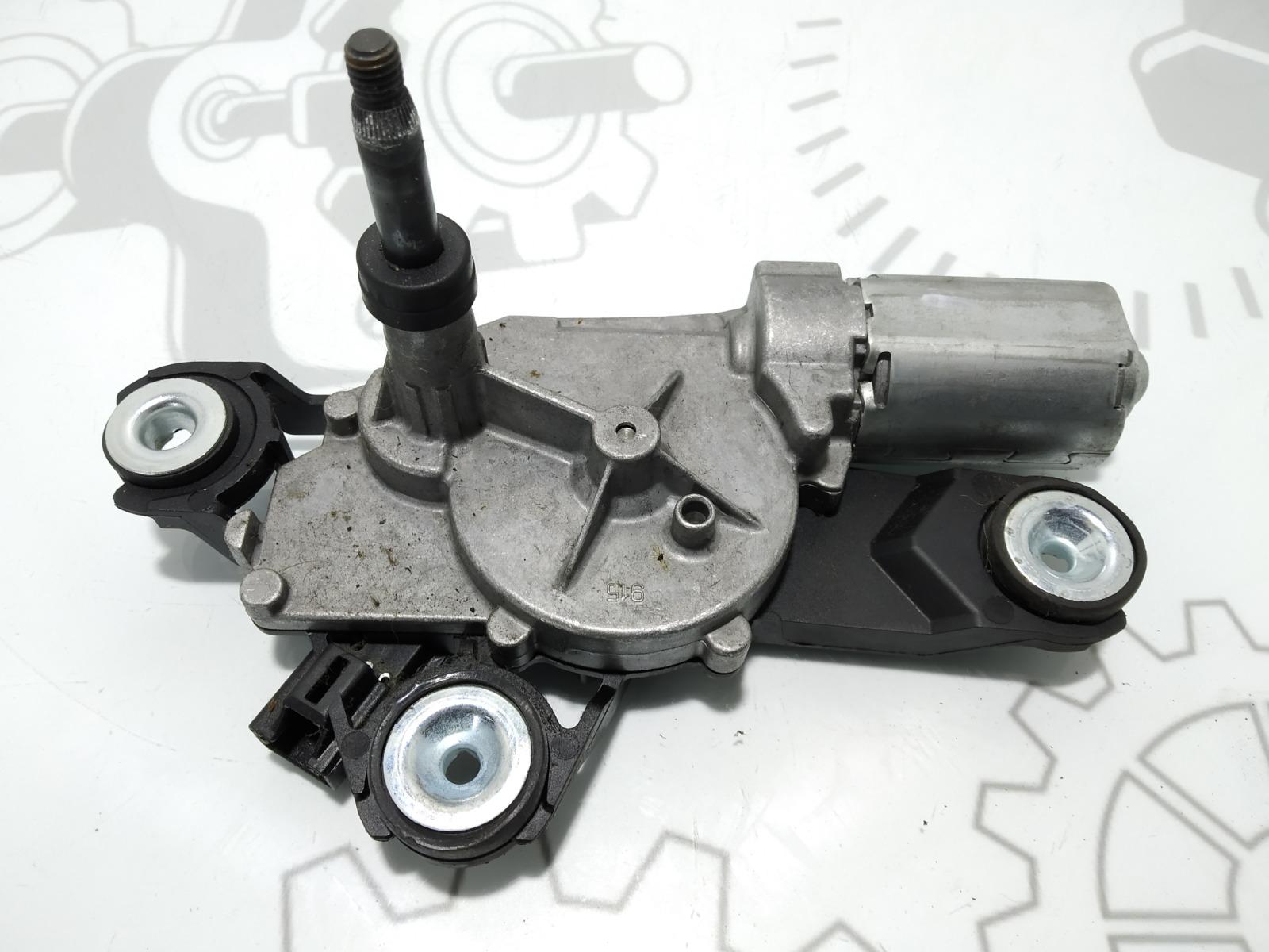 Моторчик заднего стеклоочистителя (дворника) Mazda 3 BK 1.6 I 2005 (б/у)