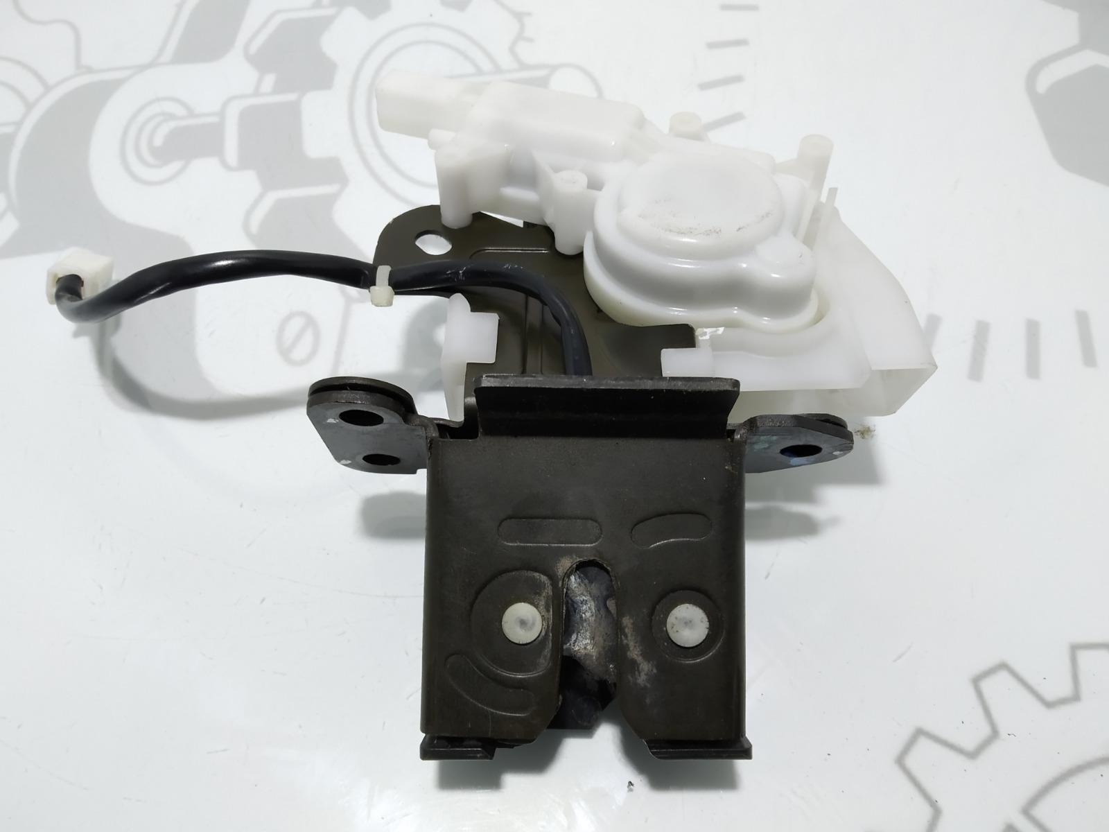Замок багажника Mazda 3 BK 1.6 I 2005 (б/у)