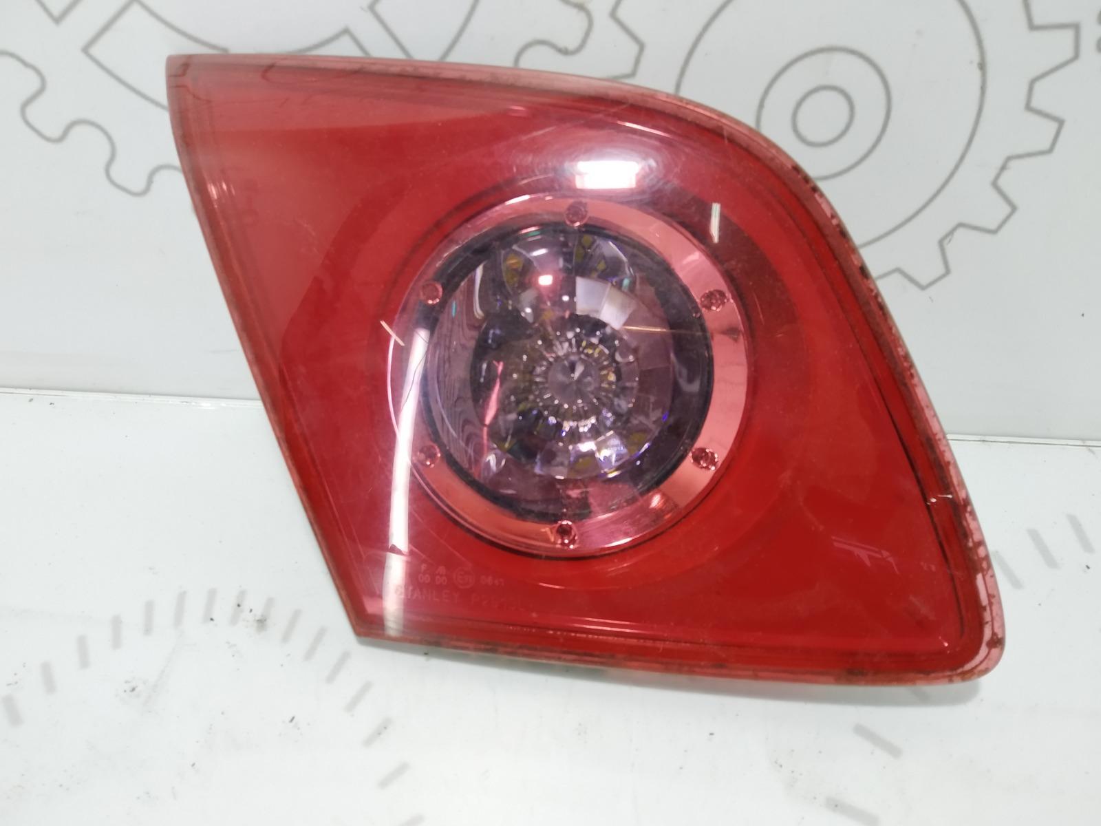 Фонарь крышки багажника левый Mazda 3 BK 1.6 I 2005 (б/у)