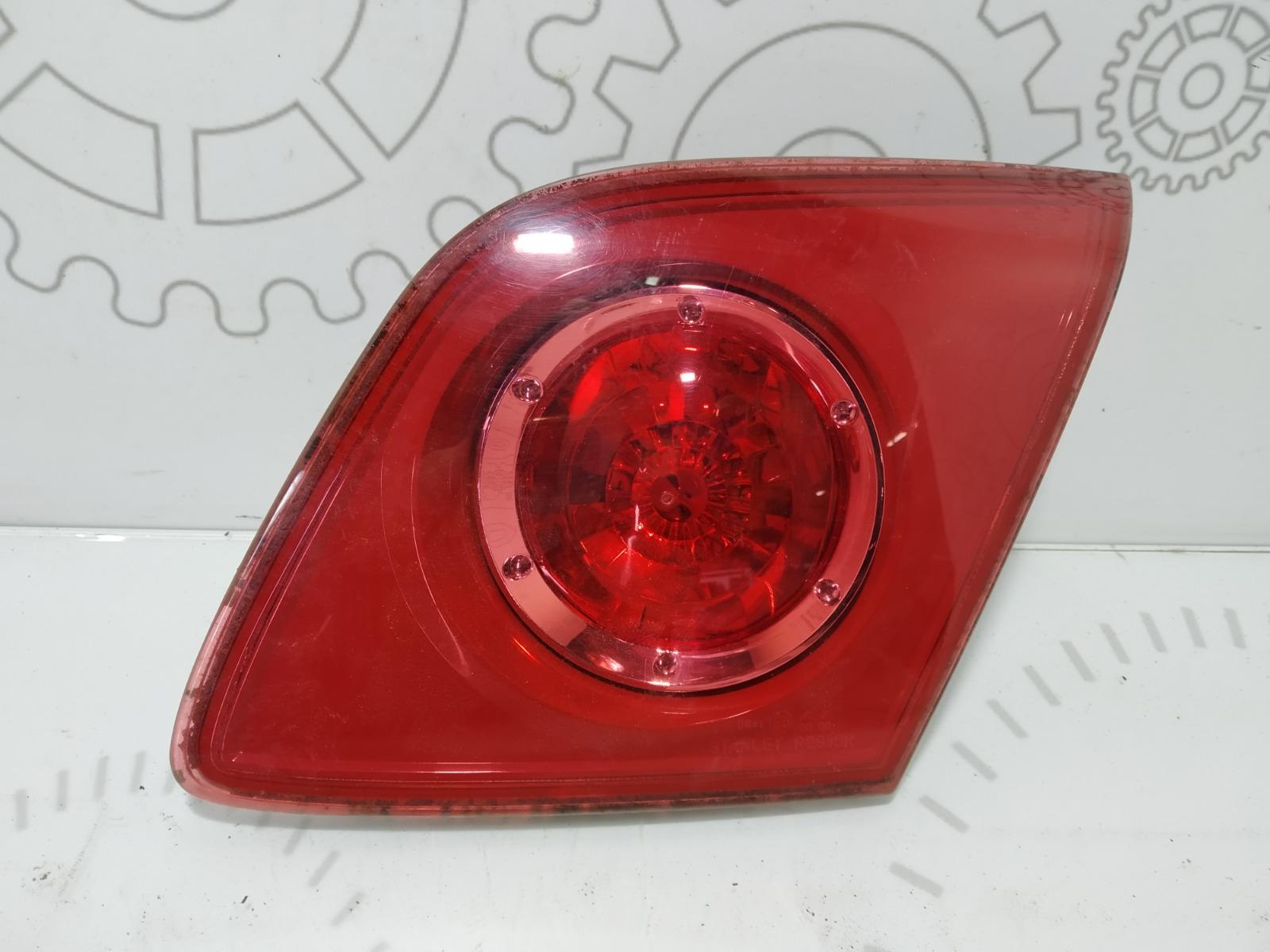 Фонарь крышки багажника правый Mazda 3 BK 1.6 I 2005 (б/у)