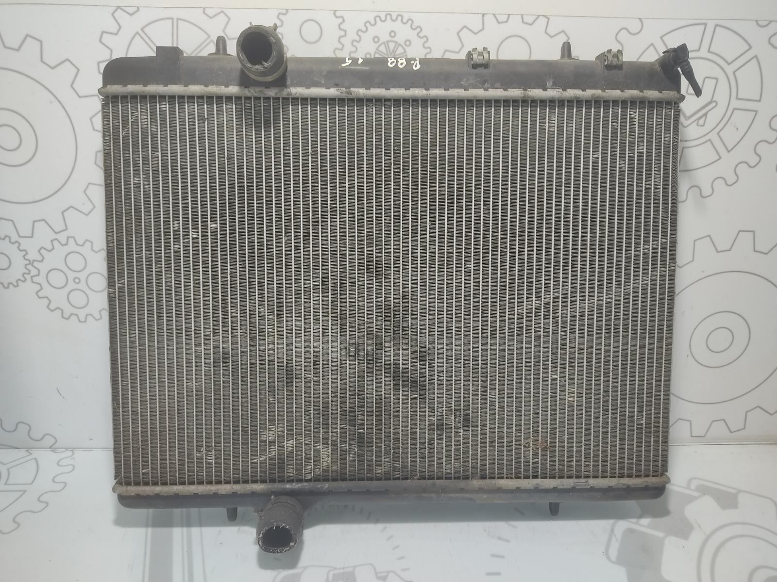 Радиатор (основной) Citroen Xsara Picasso 1.6 HDI 2007 (б/у)