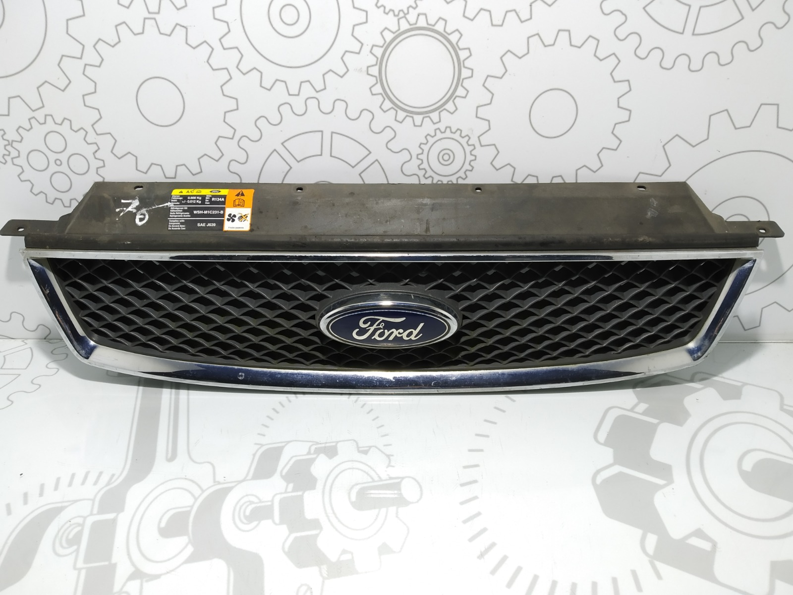 Решетка радиатора Ford C-Max 1.8 I 2004 (б/у)